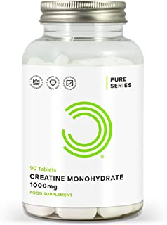 Creatine Monohydrate Tablets 1000mg 90