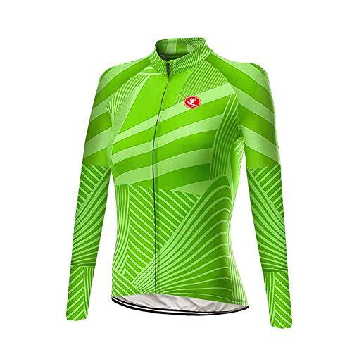 Uglyfrog LJW04 2018-2019 Winter Jersey Thermisches Fahrradtrikot Vlies Thermo Langarm Shirt Damen Breathable Radfahren Fahrrad Lange Hülsen Fahrrad Hemd Frauen Fahrradbekleidung Radfahren