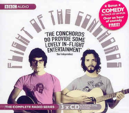 Flight Of The Conchords: The Complete First Radio Series