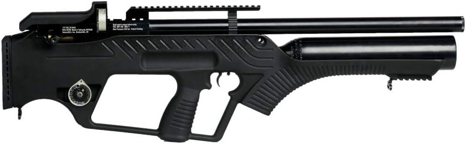 Hatsan Online limited product Bullmaster - Semi Auto PCP Cal .177 Ranking TOP13 Bullpup Airgun Black