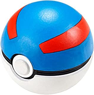 Pokemon Soft Foam 2.5 Inch Pokeball Toy Great Ball