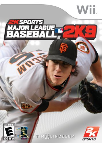 Major League Baseball 2K9 - Nintendo Wii