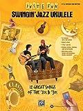 Alfred Swingin' Jazz Ukulele - Easy Ukulele Tab Edition