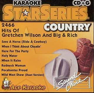 Hits of Gretchen Wilson & Big & Fish