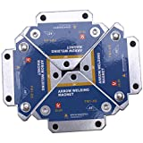 Senmubery 4 Unids/Set Soportes de Soldadura MagnéTica Posicionador de Soldadura en áNgulo Accesorio de Ferrita Herramientas de LocalizacióN Auxiliar