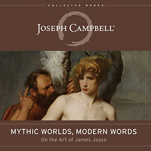 Couverture de Mythic Worlds, Modern Words
