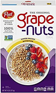 Best grape nuts flakes Reviews