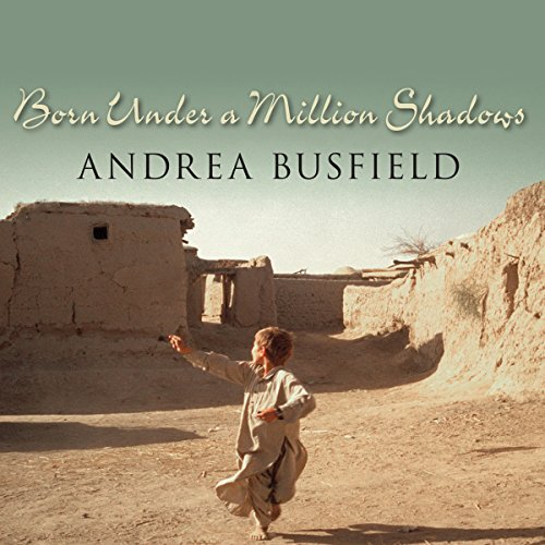 Born Under a Million Shadows audiobook cover art