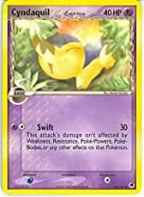 Pokemon - Cyndaquil δ (45) - EX Dragon Frontiers