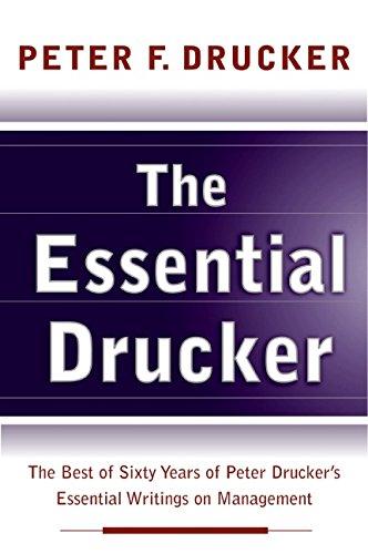 Essential Drucker, Theの詳細を見る