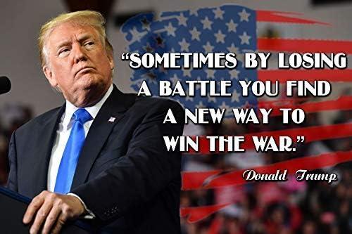 Vincit Veritas Donald Trump Poster Make America Great Again Hat Posters 2020 Donald Trump MAGA product image