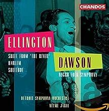 product image for Dawson: Negro Folk Symphony / Ellington: Suite From the River, Solitude, Harlem