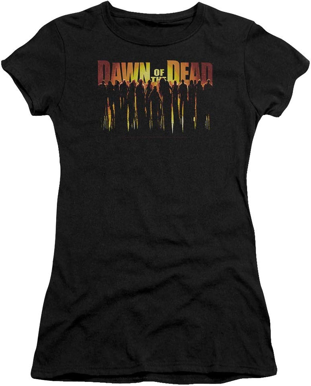 Dawn Of The Dead  Juniors Walking Dead Premium Bella TShirt