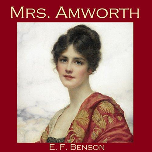 Couverture de Mrs. Amworth