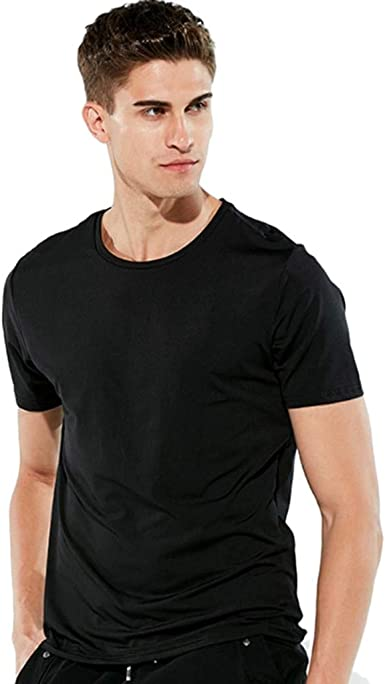 Hombres Camisetas Impermeable Transpirable Anti-fouling ...