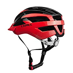 An image of the livall mt1 smart bicycle helmet