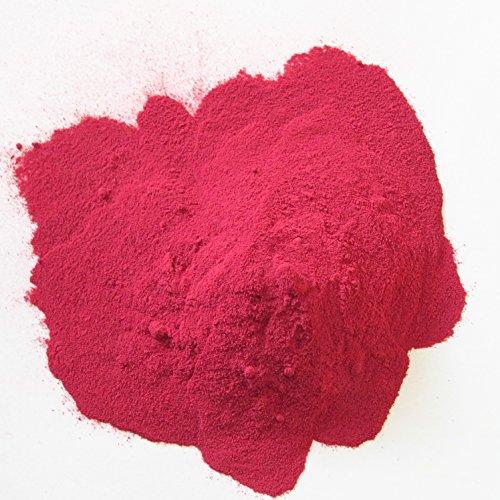 50g Hibiskusblüten Fruchtpulver - gemahlen -