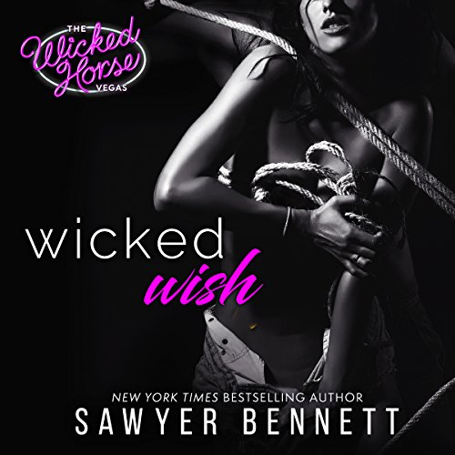 Wicked Wish audiobook cover art