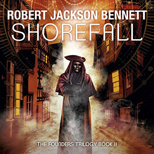Shorefall cover art