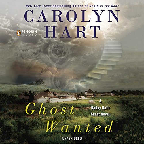 Ghost Wanted audiobook cover art