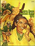 Notre Dame Football Media Guide 1978 Fighting Irish (Joe Montana photo)