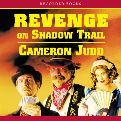 Revenge on Shadow Trail audiobook cover art