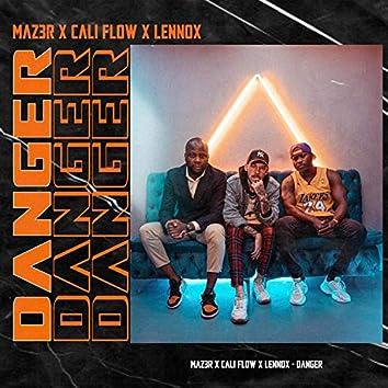 Danger (feat. Cali Flow X & Lennox)