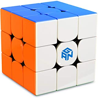 GAN 356 R, 3x3 Speed Cube Gans 356R Magic Cube(Stickerless)