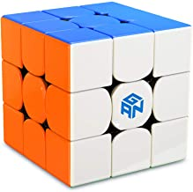 GAN 356 R S, 3x3 Speed Cube Gans 356RS Magic Cube(Stickerless)