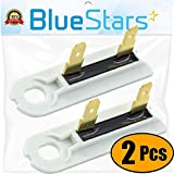 3392519 Dryer Thermal Fuse - Replacement Part by BlueStars - Exact Fit for Whirlpool Kenmore - Replaces 3388651 694511 80005 WP3392519VP - PACK OF 2