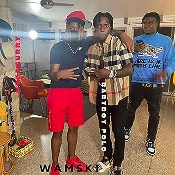 WAMSKI (feat. Mvkecurry) (Ski Remix)