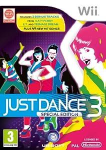 Just Dance 3 - Special Edition (Wii)[Importación inglesa]