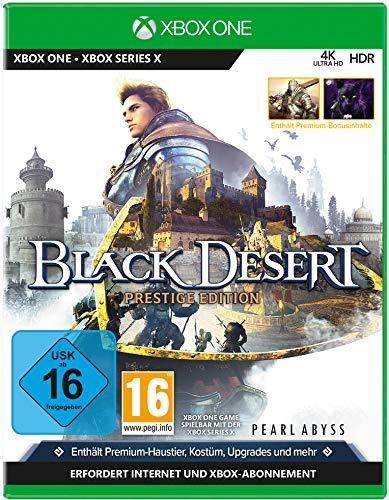 Black Desert Prestige Edition (Xbox One / Xbox Series S)