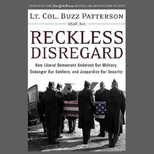 Reckless Disregard cover art