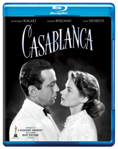 Casablanca (70th Anniversary Edition) [Blu-ray]
