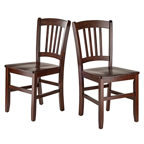 Winsome Madison Seating, Walnut