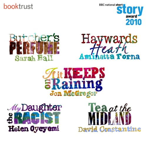 BBC National Short Story Award 2010 (5 Shortlisted Titles) audiobook cover art