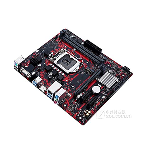 MPGIO Placa Base FIT FOR ASUS B360M-DRAGON LGA 1151 DDR4 USB2.0 USB3.0 Placa Base para Juegos