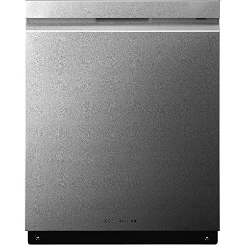 LG LUDP8997SN Signature 40dB Stainless Top Control Dishwasher