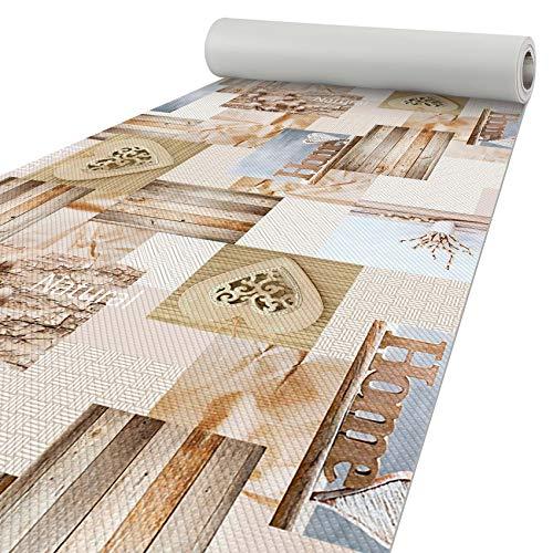 Alfombra de cocina, alfombra de pasillo, alfombra de cocina, alfombra de suelo, alfombra para el hogar, lavable, 160 x 50 cm