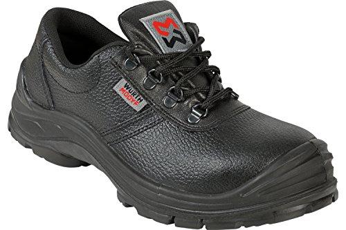 WÜRTH MODYF Sicherheitsschuhe S3 SRC BAU AS schwarz: Der multifunktionale Schuh ist in Größe 44 erhältlich. Der zertifizierte Arbeitsschuh ist ideal für Lange Arbeitsalltage.