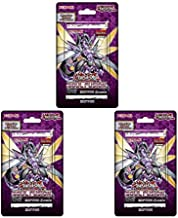 Yu-Gi-Oh! Soul Fusion Blistered Booster Pack (3 blistered Packs)