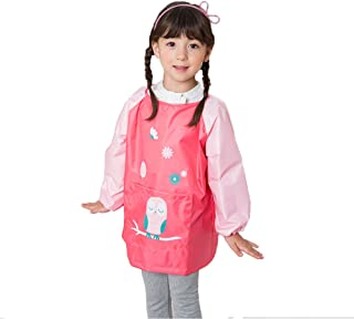 art smock with sleeves pattern