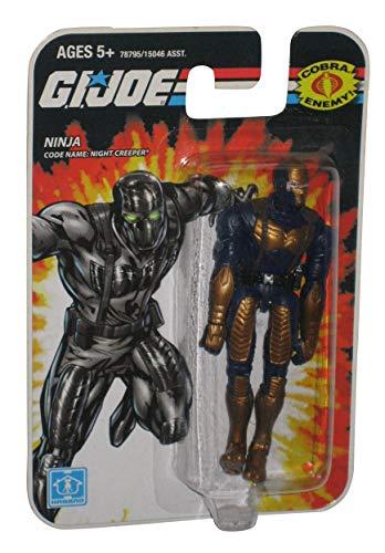 10 Protects Figure /& File Card GI Joe Action Figure Large Blister Case Lot