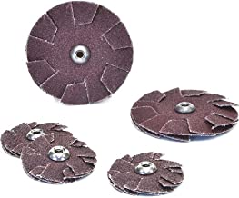 Arc Abrasives 53905 Velcro//Hook-and-Loop Disc Holder 5-Inch Diameter x 5//16-24-Inch Shank