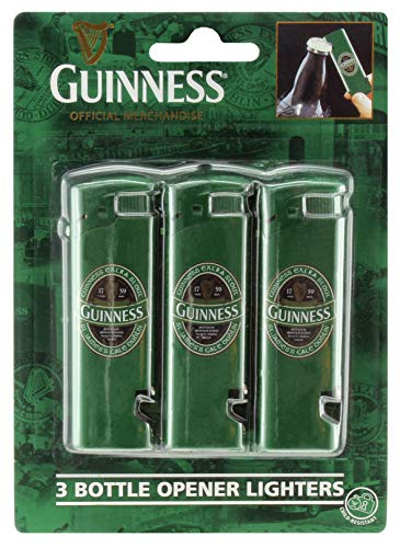 Bottle Opener Lighters - Guinness Ireland Collection by Guinness