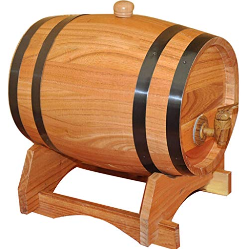 SS mutong Barril de Roble Barril de Whisky, Cubo de Almacenamiento de...