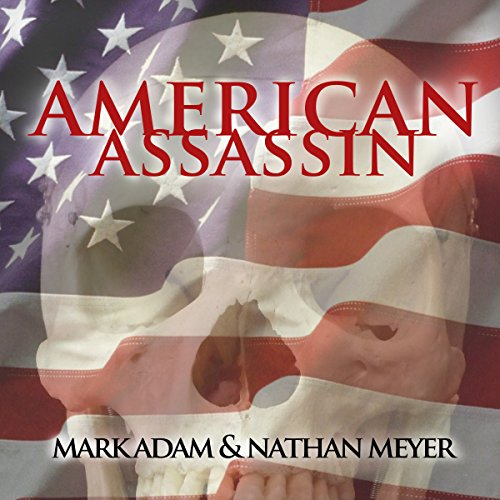 American Assassin  audiobook cover art