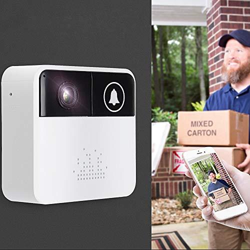 U - Wireless WiFi Intercom Intelligent HD videocamera telefoon bel ontvangst ring