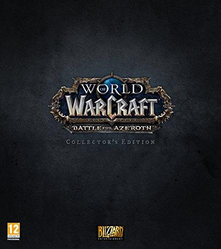 World of Warcraft: Battle of Azeroth Collector's Edition PC - Code [Edizione: Regno Unito]